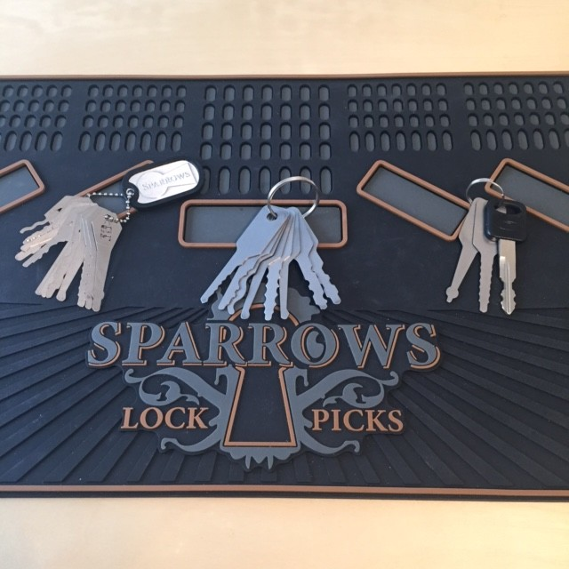 Auto Jigglers Review - Generic and Sparrows Coffin Keys