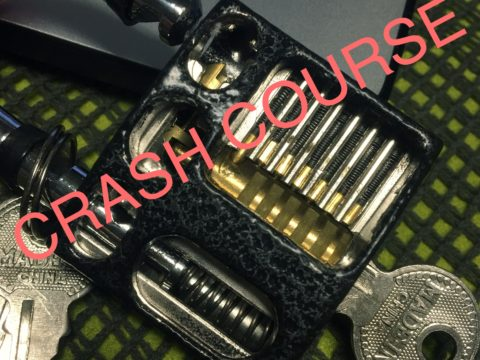 Lock Picking Crash Course