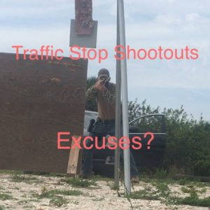 Traffic Stop Shootouts