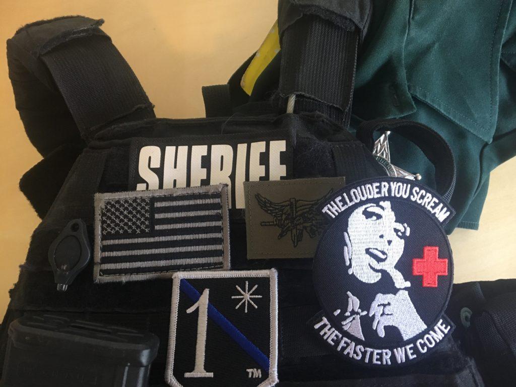 Here's my badge!